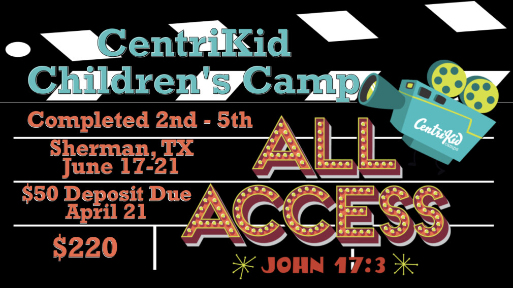 CentriKid Children's Camp